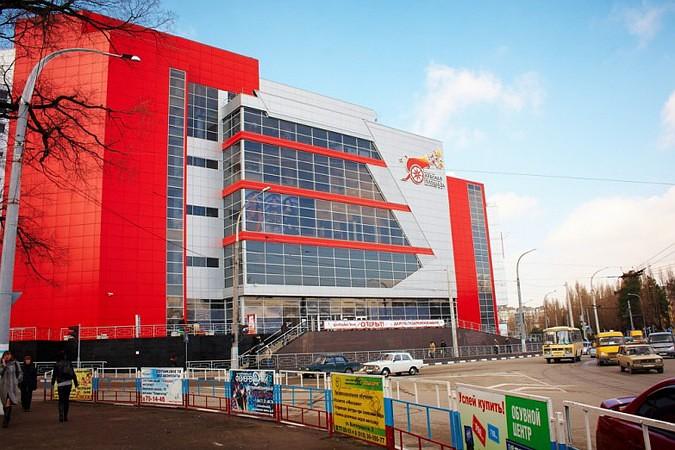этажа «Красной площади»