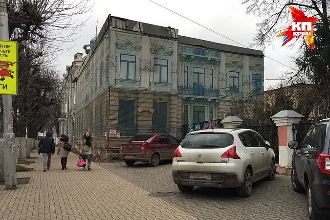 Самострой в центре Рязани судебные приставы пообещали снести до конца года