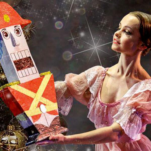 Балет «Щелкунчик» в особняке графини Туркестановой
