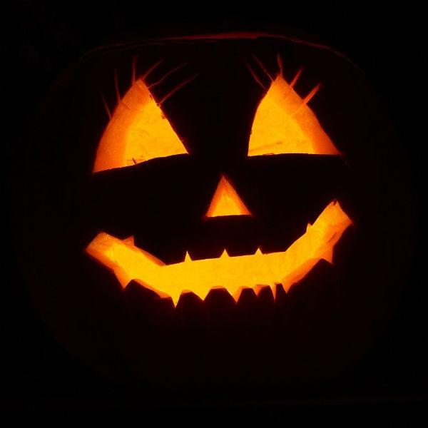 Хэллоуин в Glastonberry