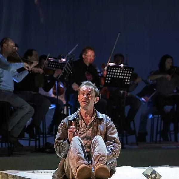 Спектакль «Не покидай свою планету» в театре «Современник»
