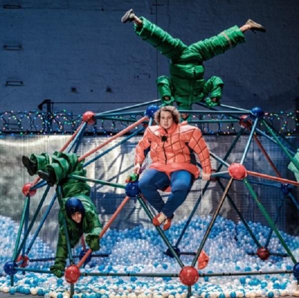 Спектакль «Горка» в Театре на Таганке