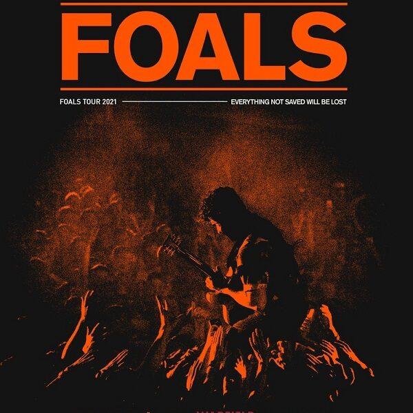 Концерт Foals 19 мая