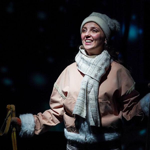 Спектакль «Таня» в МХАТ Горького
