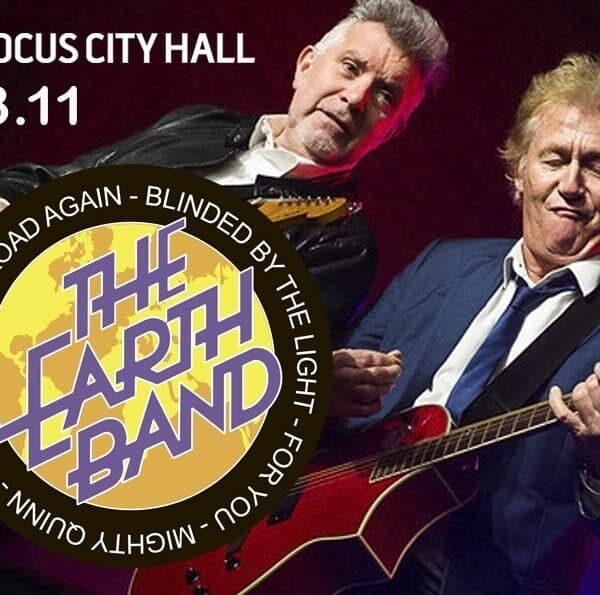Концерт группы «Manfred Mann's Earth Band»