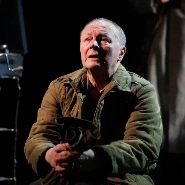 Спектакль «Веселый солдат» в Губернском театре