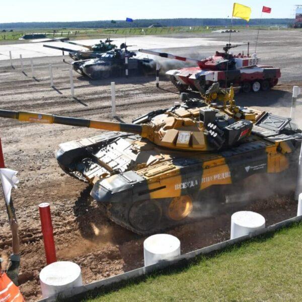 Армейские международные игры в Алабино