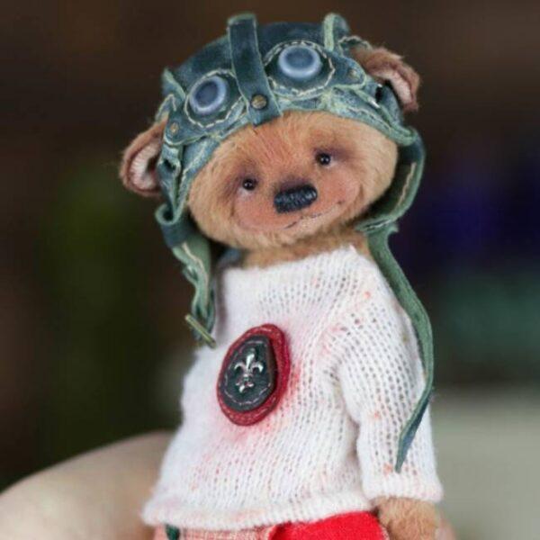 Выставка кукол и мишек Тедди на Тишинке