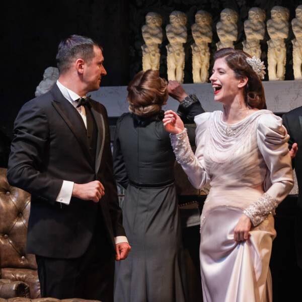 Спектакль «И никого не стало» в Театре Табакова