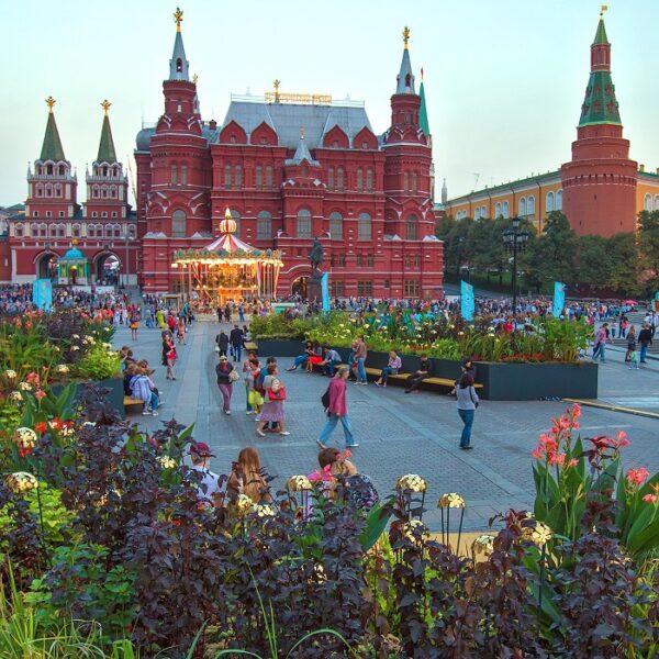 Пять лучших площадок фестиваля «Цветочный джем»