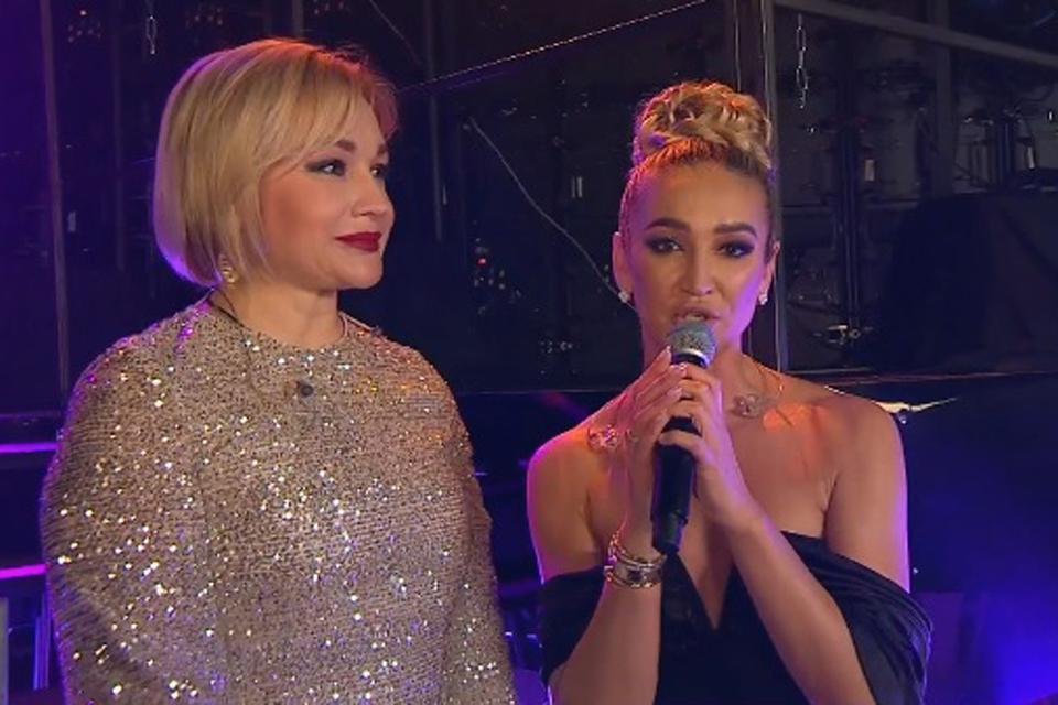Второй выпуск шоу «Дуэты»: Ольга Бузова и Татьяна Буланова исполнили хит Аллы Пугачевой