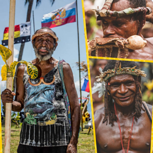 Фестиваль «Дни Папуа-Новой Гвинеи в Санкт-Петербурге»