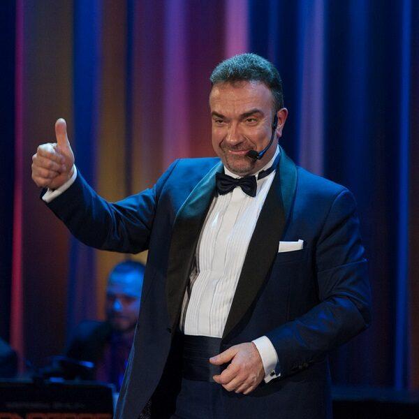 Новогодний концерт Сергея Жилина и джаз-бэнда «Фонограф»