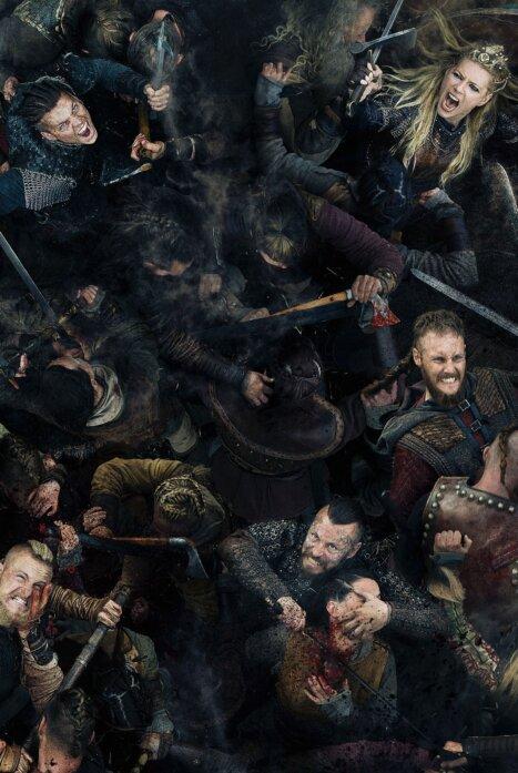 Викинги: Вальхалла (7 сезон, 2021)