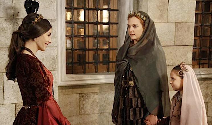 Эпизоды «Великолепного века», в которых понятно, что Хюррем знает, кто убил ее старшего сына Мехмеда