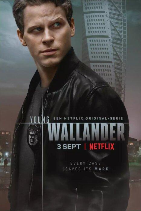 Молодой Валландер