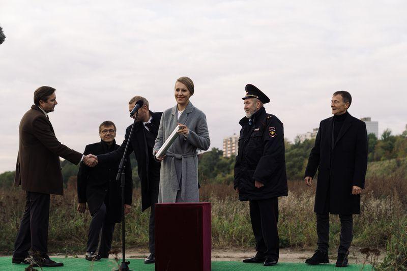 Ксения Собчак заявила, что участие в сериале Богомолова должно было ее возбудить сексуально