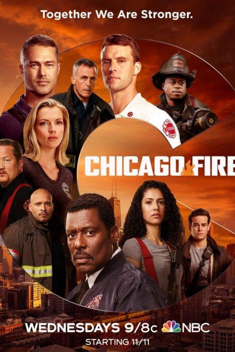 Пожарные Чикаго 9 сезон