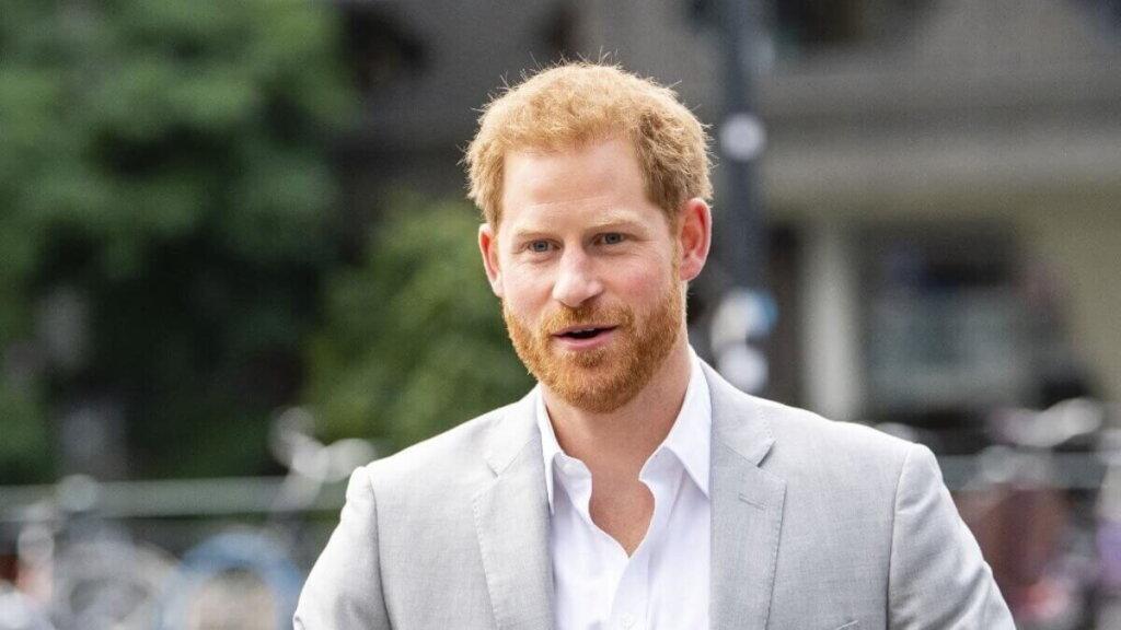 Принц Гарри не сможет влиять на съемки сериала «Корона»