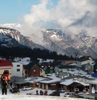 горнолыжный курорт ай-петри