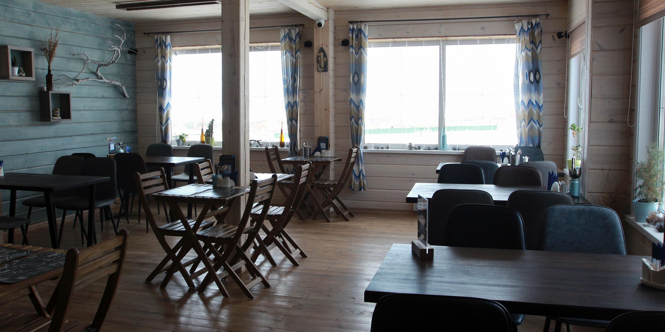Отель BaikalWood на острове Ольхон