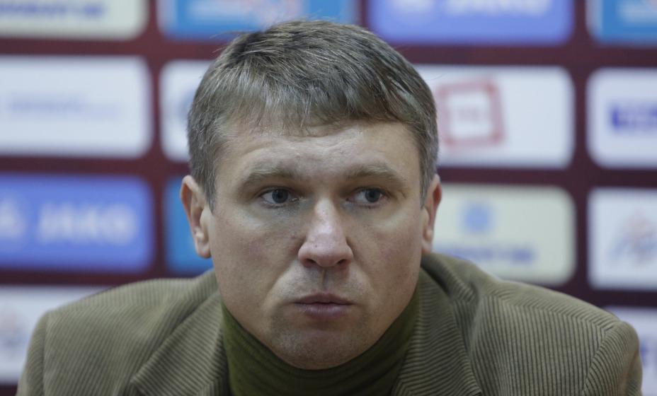 Главный тренер «Ахмата» Андрей Талалаев. Фото: Global Press Look