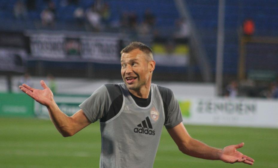 Команда Алексея Березуцкого обыграла подопечных Юрия Семина.  Фото: Global Look Press
