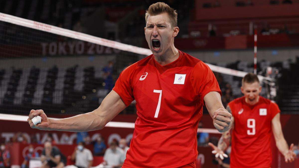 Волейболисты сборной России разгромили 3:0 Канаду и вышли в полуфинал Олимпиады. Фото: REUTERS