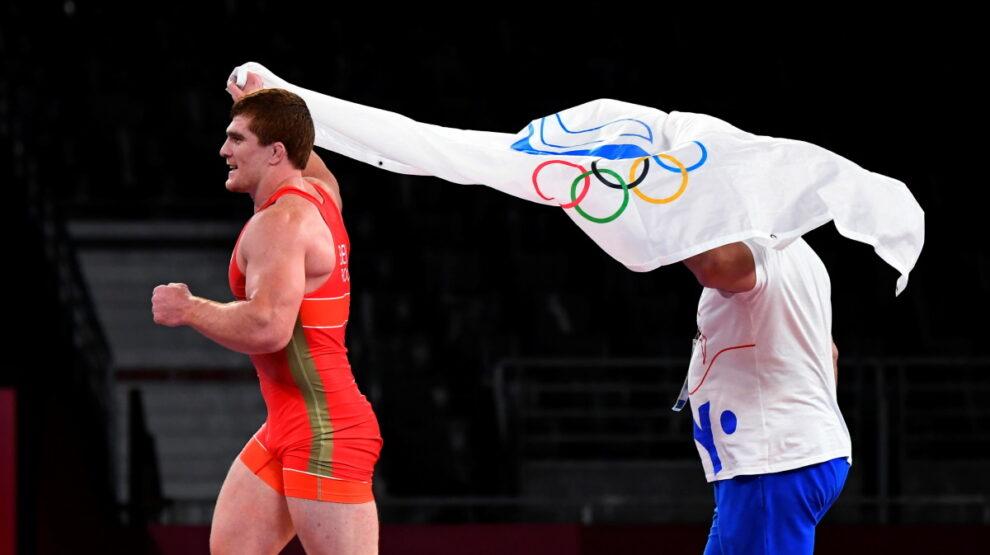 Муса Евлоев - Олимпиада - финал