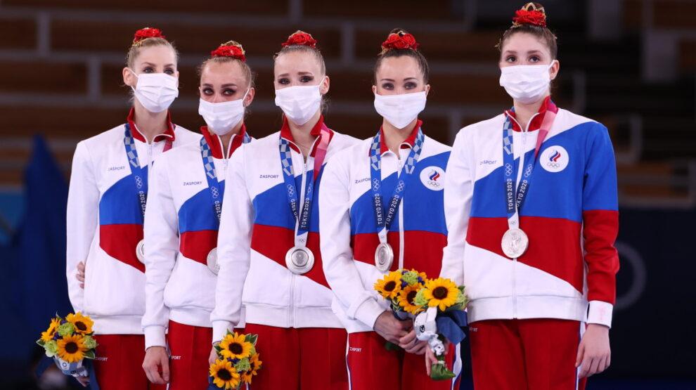 Художественная гимнастика - Россия - Олимпиада