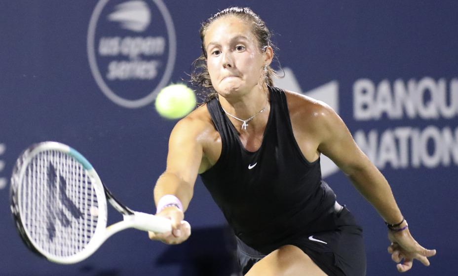 Дарья Касаткина успешно выступает на теннисном турнире в США. Фото: Reuters