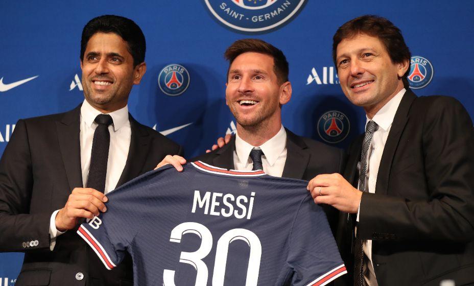 Лео Месси будет играть под 30 номером. Фото: Reuters