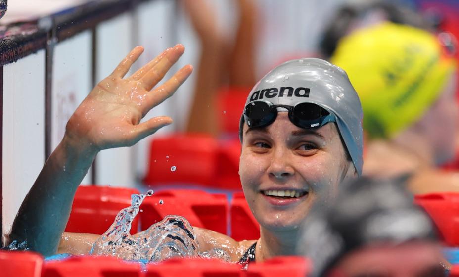 Пловчиха Мария Павлова стала паралимпийской чемпионкой Игр-2020 в Токио. Фото: Reuters