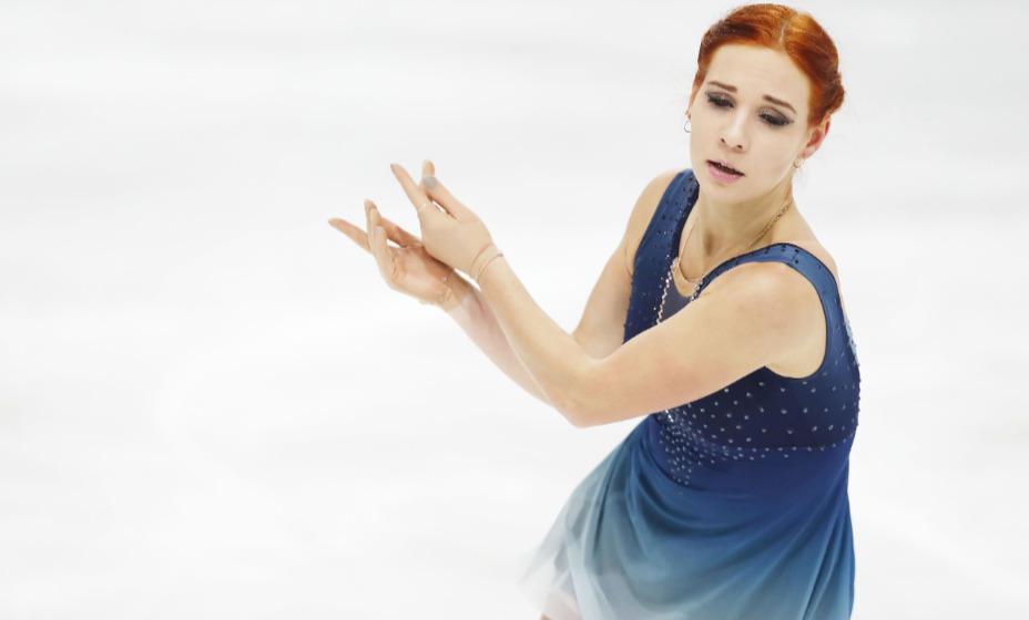 Фигуристка Алена Леонова приняла решение завершить карьеру. Фото: Global Press Look