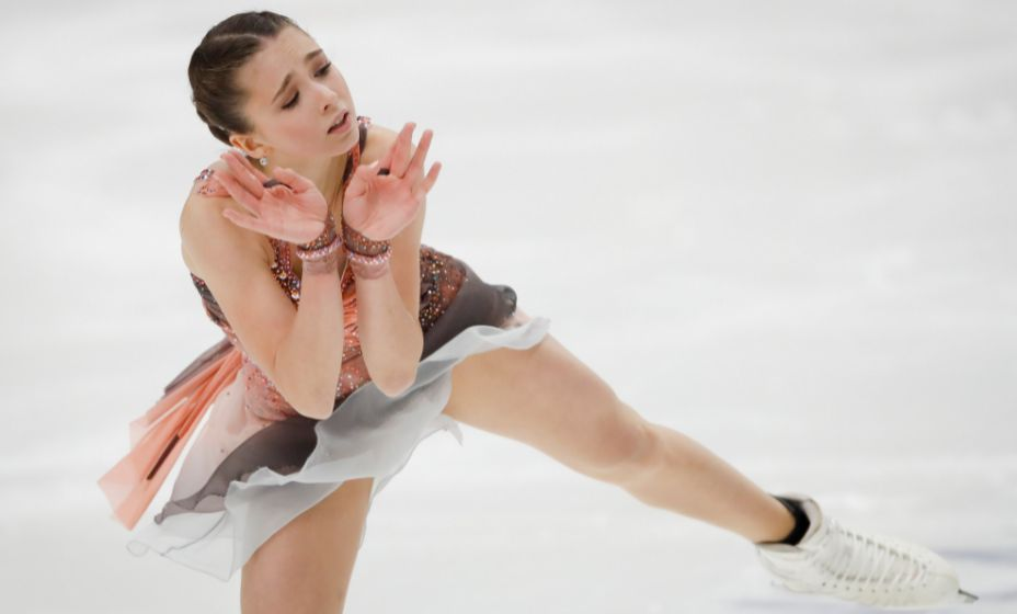 Камила Валиева покорила судей. Фото: Global Look Press